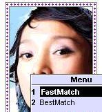 JAVA FACE MATCH