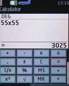 Calculator Nokia 6500