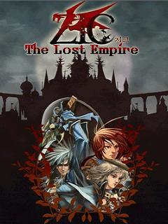 The lost empire (ZIC)