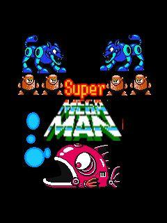 Super Megaman MOD
