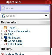 Opera Mini v4.1 Beta