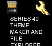 S40 THEME STUDIO AND EXPLORER