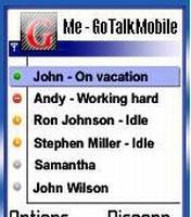 google talk for mobile