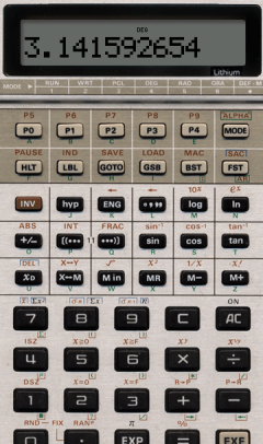 FX-602P Calculator
