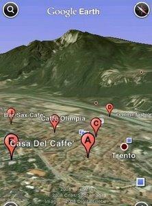 Mobile Google Earth