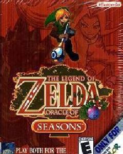Zelda Oracle of Seasons