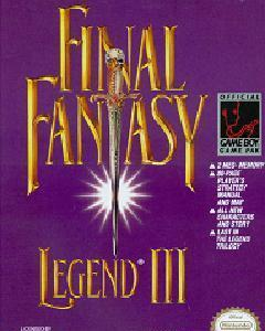 Final Fantasy Legend 3