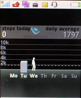 SE Walk Meter V1.18 Motion Sensor