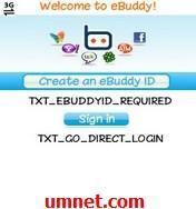 eBuddy v1.3