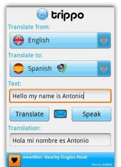 Trippo Translator