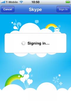 Skype (BETA) (240x320)