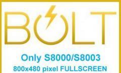 Bolt fullscreen for S8000