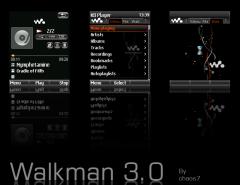 KD player v0.91 walkman skin