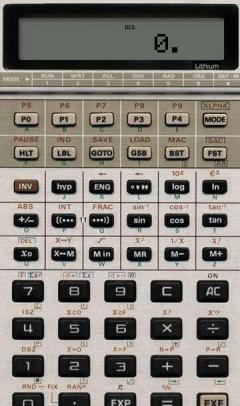 Scientific Calculator Touch for S60V5