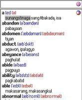 English-Hiligaynon Dictionary