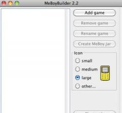 Create your own MeBoy (En/De)