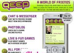 Qeep For Nokia S60v5 Editon