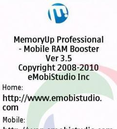 RAM Booster for J2ME Fullscreen (240x400