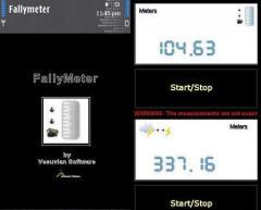 Nokia N8 Fallymeter
