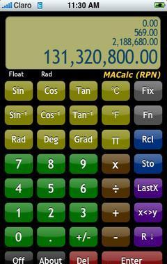 Calculator Sains