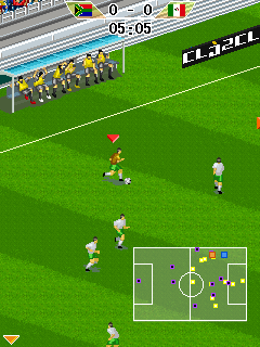 Free Download FIFA World cup 2010: South Africa for Nokia