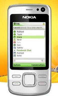 ICQ Mobile v 2.0.12