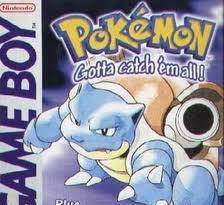 Pokemon Blue GBC