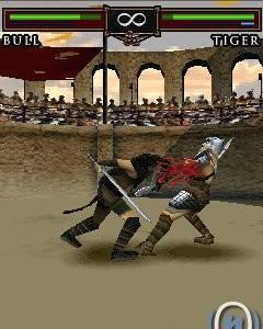 Gladiador 3d