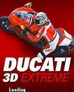 Ducati 3d xtreme