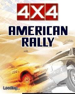 4 x 4 american rally new