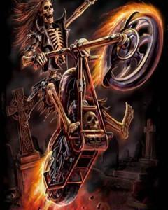 Gosth rider 4
