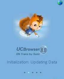 Ucweb touch 8.0