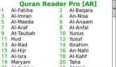 Al Qur'an English PRO