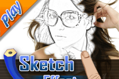 Sketch Effect Play 320x240