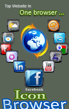 Icon Browser 240x400