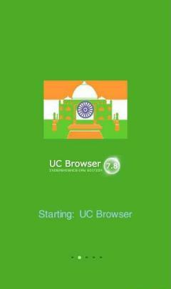 Ucweb 7.8 independence day india