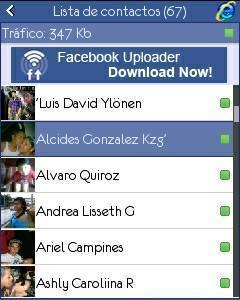 Facebook pro chat c3