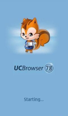 UC WEB 7.8