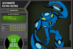 Ben 10 ultimate Alien