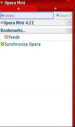 Opera Mini 4.2 Syria