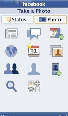 Miễn phí tải về Facebook for mobile Cho Nokia 110 / 112