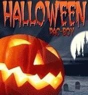 Halloween pac boy