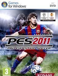 pro evolution 2011