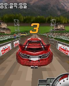 100 rally 3d