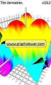 GraphViewer Scientific Calculator 3D