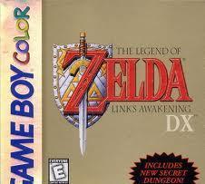 Zelda El despertar de link