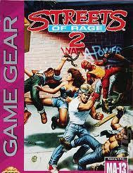 street of rage2