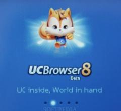 UC Browser Beta 8.0