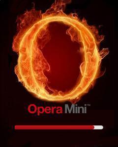 Opera Mini Fire Browser