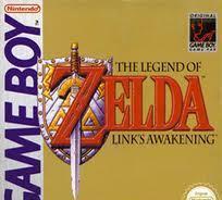 La leyenda de Zelda El Despertar de Link